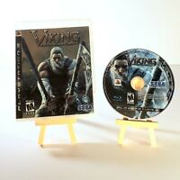 Viking: Battle for Asgard (Sony PlayStation 3, 2008) PS3 GAME COMPLETE CIB