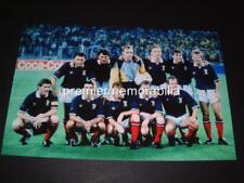 Scotland V Brésil coupe du monde 1990 finale ALLY McCOIST Mo Johnston JIM LEIGHTON