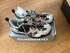 New-Old-Stock Shimano Women's Shoes SH-WM40 - 43EU, 10.4US,  27.2cm 2-Bolt SPD