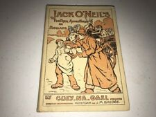 Cuey-Na-Gael / Jack O'Neil's Further Adventures In Holland - 1910 - Rotterdam