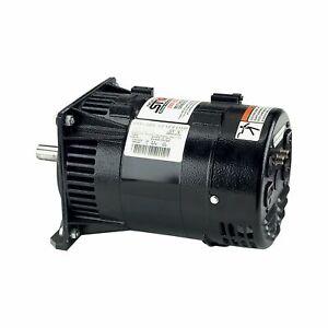 NorthStar Belt-Driven Generator Head- 2,900 SurgeW 2,600 RatedW 5 HP Required