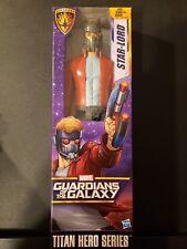 "Marvel Titan Hero Series Guardians of the Galaxy Star Lord 12 "" Figure"