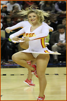 4x6 UNSIGNED  PHOTO PRINT OF NBA / USC CHEERLEADERS #7