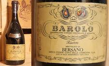 1982er Barolo Riserva -  Bersano  -  Top !!!!!!