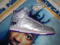Size 9.5 - Nike SB Dunk High Premium Dinosaur Jr 2007