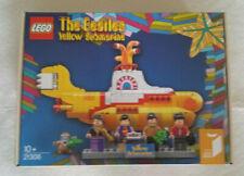 Lego® Ideas 21306: Yellow Submarine, Neu & OVP