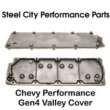 Chevy Performance GEN4 4.8/5.3/6.0/6.2 Valley Cover W/ Gasket & Bolts - 12598832