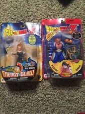 Dragon Ball Z Babidi Saga Daburah & Energy Glow S.S. Vegeta Action Figure Lot