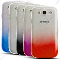 Housse Etui Coque Rigide Ultra Fin Motif Gouttelettes Samsung Galaxy S3 i9300