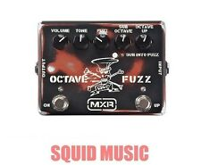 mxr sf01 slash signature series octave fuzz sf-01 sub octave stimme (open box)