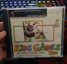 Total Kid's Games! Over 300 of The Best Games -   PC GAME - FREE POST *