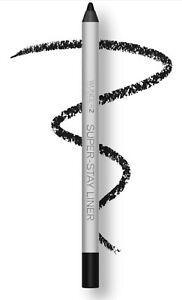 Wunder2 SuperStay Eye Liner Pencil Waterproof Long Lasting Essential Black Matte