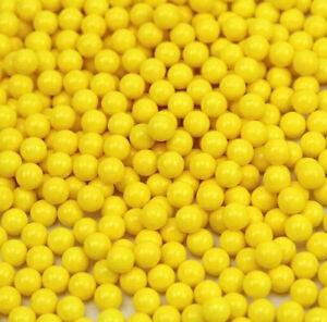 Airsoft BB Pellets Bullets 6mm 0.12g High Grade Yellow Polished Bulldog BBs