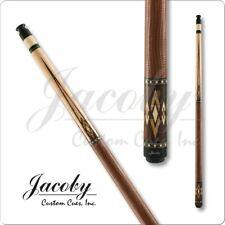 Jacoby Custom Cues Billiard Cues