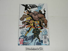 Young X-Men #1 Secret Skrull Variant Signed Yanick Paquette Marvel Comics Dodson