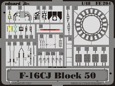 Eduard Zoom FE204 1/48 F-16CJ Block 50 Hasegawa