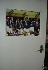 France Zidane World Cup 1998 Wonder Team Poster