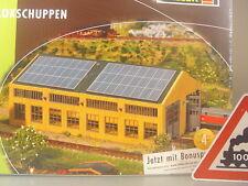 moderner Lokschuppen - Faller Spur N Bausatz 222110 #E