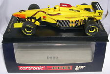 CARTRONIC 360712 SLOT CAR JORDAN PEUGEOT 197 F1  #11   1997 R.SCHUMACHER  MB