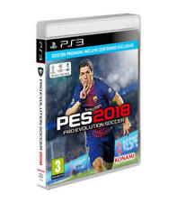 "Juego Sony PS3 ""pes 2018 - Pro Evolution Soccer PR"