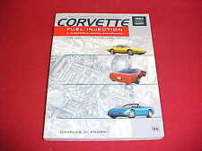 CORVETTE FUEL INJECTION ELECTRONIC ENGINE MANAGEMENT ZR-1 LS1 LT1 BOOK BY PROBST