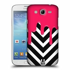 HEAD CASE CHEVRON PATTERN MELTDOWN CASE FOR SAMSUNG GALAXY MEGA 5.8 I9150 I9152