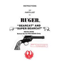 bear cat ruger | eBay