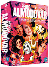PEDRO ALMODOVAR - THE ULTIMATE COLLECTION - DVD - REGION 2 UK