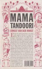 Libro - Ernest Van Der Kwast  - Mama Tandoori - Cop morbida | usato