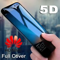 5D Full Cover Tempered Glass Screen Protector for Huawei Mate10 Lite Pro P10 Neu
