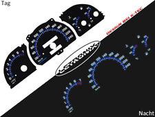 LETRONIX Plasma Tacho Tachoscheiben EL-Dash Opel Astra F Vectra A 20-240Km/h #