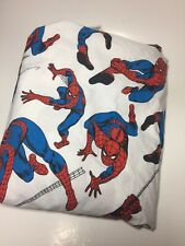 Pottery Barn Spiderman Spider-Man Full Flat Sheet