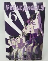 Freakangels Volume 6 TPB Avatar Warren Ellis Paul Duffield