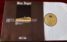 SCHWANN VMS 1605 MAX REGER SYMPHONIC PROLOGUE FOR TRAGEDY LP ALBRECHT NM (1981)