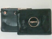Mimco Duo Sonica Pouch Wallet Makeup Clutch With Tags Bordeaux Rrp149