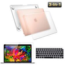 """Newest Macbook Air 13"""" (A1932) - Slim Hard Shell+Keyboard Skin+Screen Protector"""