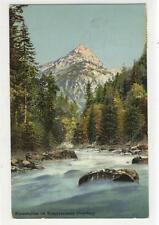 AK Künzelspitze im Bregenzerwald, 1909