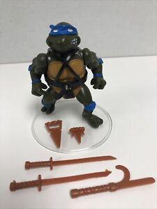 2013 Teenage Mutant Ninja Turtles Classic Collection Action Figure Leo Complete