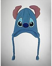 DISNEY'S LILO & STITCH -STITCH BIG EARS KNIT LAPLANDER (SUPER CUTE)