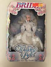 Vintage 1991 Modern Bride Wedding Bells Doll 6009 ULTRA RARE