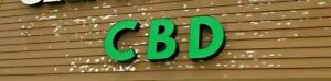 """Led Channel Letters - 24""""  USED"""