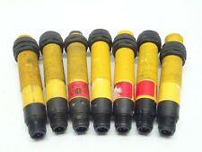 Lot of 7 BANNER S18AW3LPQ1 EZ-Beam Photoelectric Sensor Polarized Retro