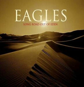 EAGLES long road out of eden (2X CD album) blues rock, country rock classic rock