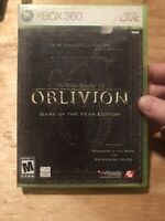The Elder Scrolls IV: Oblivion - Game of the Year Edition - Disc One Only