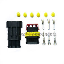 Superseal Connector 3 Pin 3 Way Electrical for Car Boat
