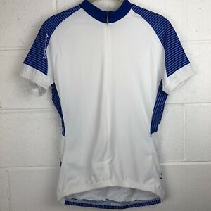 Voler Cycling Jersey Women's Medium M Blue White