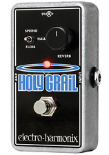 EHX Electro Harmonix Holy Grail, Brand New In Box