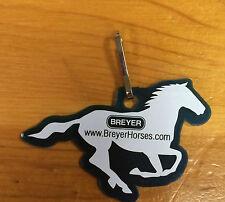 Breyer Horse Zipper Pull
