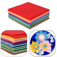 50x40cm Non Woven Felt Fabric Sheets For DIY Craft Supplies Scrapbooks