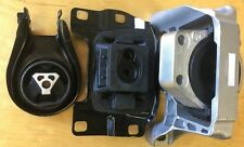 3pcSet fits for 2010 2011 2012 2.5L Automatic Mazda 3 Motor & Trans Mounts